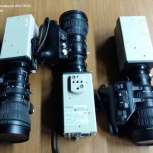 мультизадачная видеокамера Panasonic AW-E650E -3 шт. по 80 т.р., Новосибирск