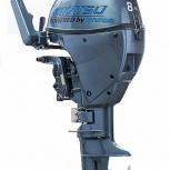 Корейский подвесной лодочный мотор Mikatsu MF8HS 4т. 5 лет гарантии, Новосибирск