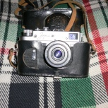 Продам раритетные фотоаппараты ЗОРКИЙ-4 СМЕНА-8М, Новосибирск