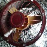 Осевой вентилятор в целиндрическом корпусе, Новосибирск