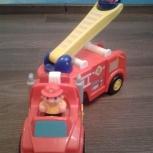 Пожарная машина, Новосибирск
