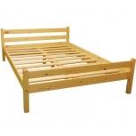 Двухспальные кровати из массива сосны, Новосибирск