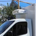 Продажа и установка холодильного оборудования на авто, Новосибирск