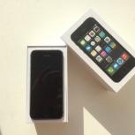 Продам iPhone 5S 16Гб, Новосибирск