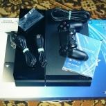 Продам приставку Sony PS 4, Новосибирск