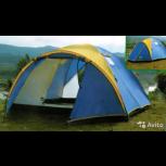 продам 3-4 местная палатка c тамбуром, Новосибирск