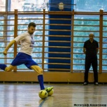 Игры в футбол с тренером, Новосибирск