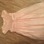 Праздичное платье на девочку рост 104, Новосибирск