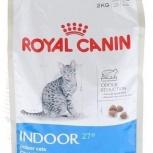 Корм Royal Canin Indoor 27, Новосибирск