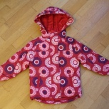 Куртка весна / осень р. 104 мембрана, утеплитель 140 гр, Новосибирск