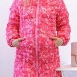 Удлиненная демисезонная куртка для будущей мамы, Новосибирск