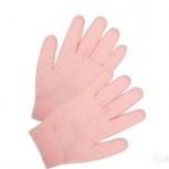 Гелевые увлажняющие перчатки для рук Тривес СТ-75, Новосибирск
