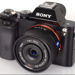 Продам фотоаппарат Sony A7 body, Новосибирск