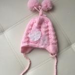 Продам шапку на девочку, Новосибирск
