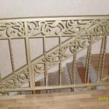 Изготовление металлоконструкций, заборов, лестниц, Новосибирск