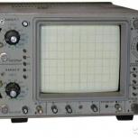 Куплю осциллограф, частотомер., Новосибирск