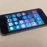 Apple iPhone 5 16GB Space Gray, Новосибирск
