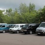 Заказать микроавтобус на межгород от 7 до 20 мест, Новосибирск