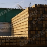 Профилированный брус кедр в Новосибирске. Строим дома и бани, Новосибирск
