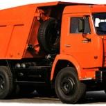 Услуги самосвала КАМАЗ 15 тонн, Новосибирск