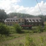 Продам действующий гостиничный комплекс на Горном Алтае, Новосибирск