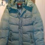 Зимняя куртка холлофайбер, размер 50−52, Новосибирск