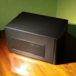 Корпус для PC Fractal Node 304 черный, Новосибирск
