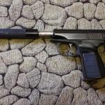 Пневматический пистолет мр 654к ( с удлинителем ), Новосибирск