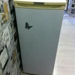 Бесшумный б/у 1.5 года холодильник, Новосибирск