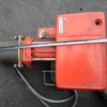 Продам дизельную горелку Riello Press 1G 130/500 кВт, Новосибирск