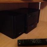 Продам мини систему Sony micro hi-fi component system CMT-DH70SWR, Новосибирск