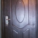 Дверь входная металлическая, Новосибирск
