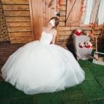 Продам свадебное платье, после химчистки, Новосибирск
