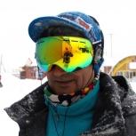 Инструктор по сноуборду и горным лыжам, Новосибирск