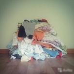 Огромный пакет одежды от рождения до 74 см, Новосибирск