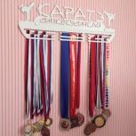 Медальницы с именем или видом спорта, Новосибирск