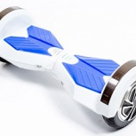 Гироскутер бело-синий Smartbalance Sport в наличии с сумкой, Новосибирск