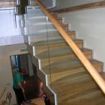 Интерьерные лестницы, Новосибирск