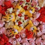 Букеты из мягких игрушек, Новосибирск