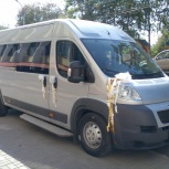 Заказ микроавтобуса от 7 до 20м / Заказ автобуса 35 - 45 мест, Новосибирск