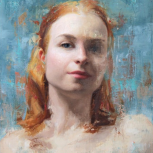 Портрет маслом по фото на заказ, Новосибирск