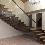 Изготовление лестниц, арок, панелей, балок, порталов, дверей из дерева, Новосибирск
