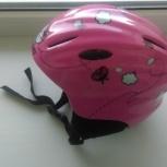 Шлем горнолыжный Hello Kitty, Новосибирск