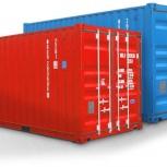 Куплю контейнер 20 или 40, Новосибирск