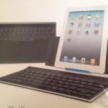 Bluetooth клавиатура. Logitech tablet keyboard, Новосибирск