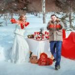 Ваш свадебный фотограф и видеограф, Новосибирск