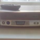 Видеомагнитофон + кассеты, Новосибирск