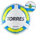 Футбольный мяч torres junior-4, Новосибирск