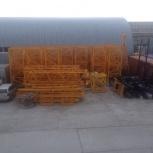 Продам башенный кран, Новосибирск