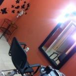 Кресло парикмахера в аренду, Новосибирск